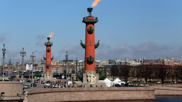 Аномальный холод отступил. Петербургу обещают солнце без дождей
