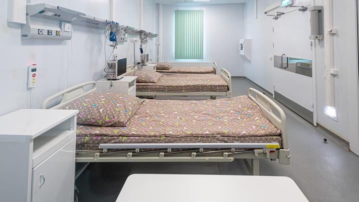 Ещё одна петербургская больница отдаёт палаты пациентам с коронавирусом