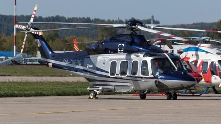 Могут позволить: ростовская компания объявила дорогой аукцион на аренду итальянского вертолета