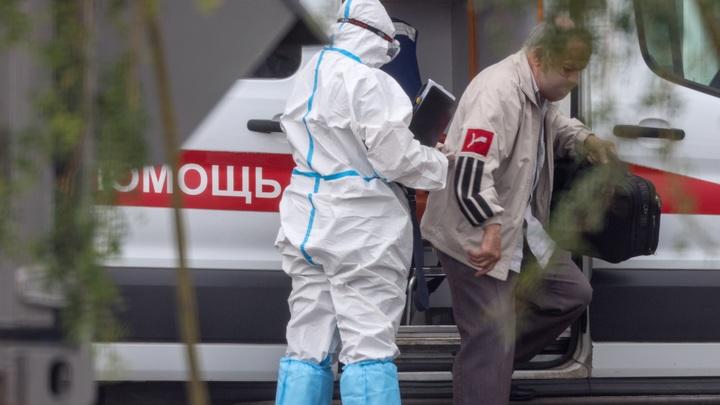 В Нижегородской области развернули свыше 5 тысяч коек для больных COVID-19
