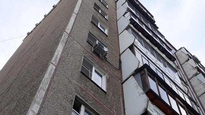 14-летняя школьница выпала в Таганроге из окна 17-этажного дома