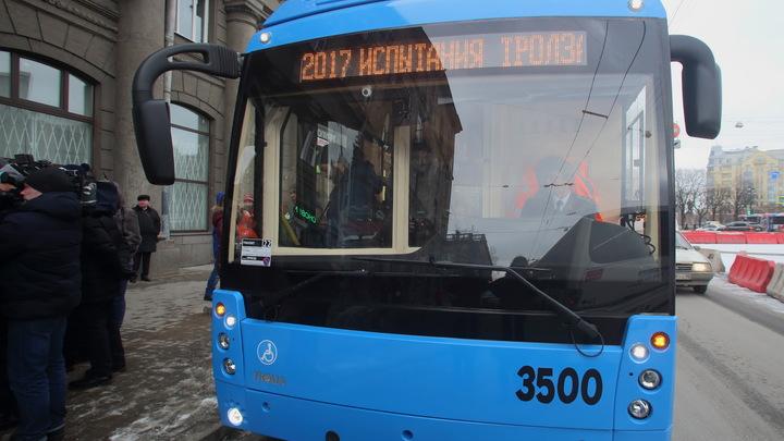 В Петербурге обновят электротранспорт: за восьмилетку – 1200 составов