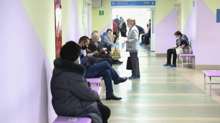 В Челябинской области терапевты не успевают на вызовы