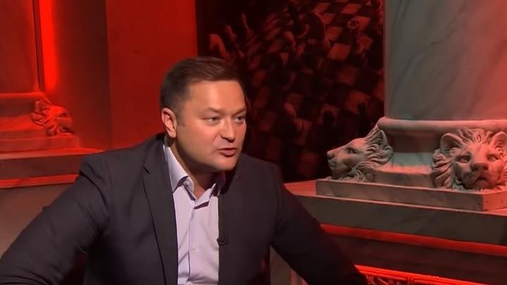 Никита Исаев на встрече с политиками в Берлине заявил, что не обработан пропагандой