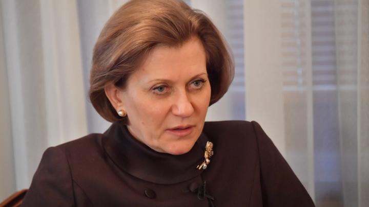 Какие прогнозы нам только не рисовали!: Попова отчиталась о ситуации с эпидемией