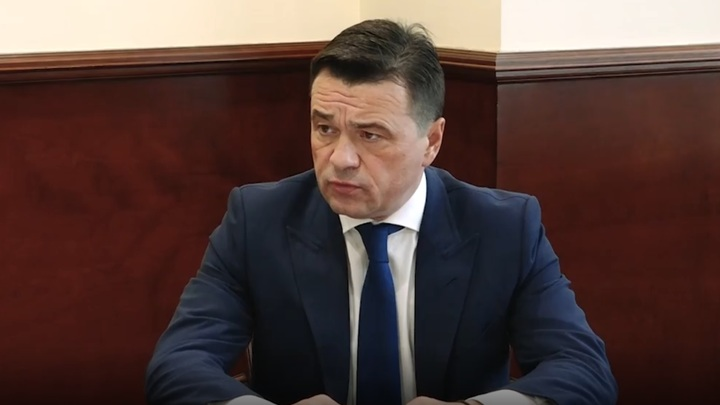 Андрей Воробьёв поручил взять на жёсткий контроль ситуацию с мигрантами в Подмосковье