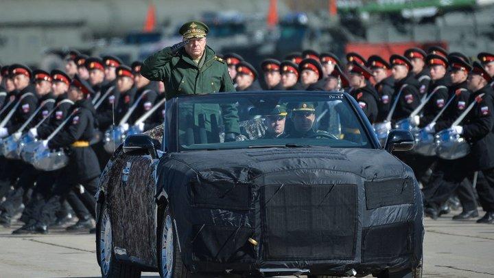 Красиво сделали: Пользователей восхитил раскрытый облик российского кабриолета Aurus— видео
