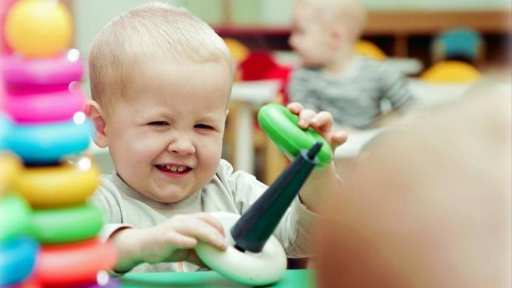 В Одинцове открыли 4 мини-детских сада почти на 300 мест
