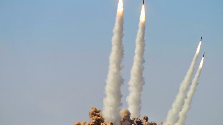 В России начались испытания запускаемого ракетой «Смерч» разведывательного беспилотника
