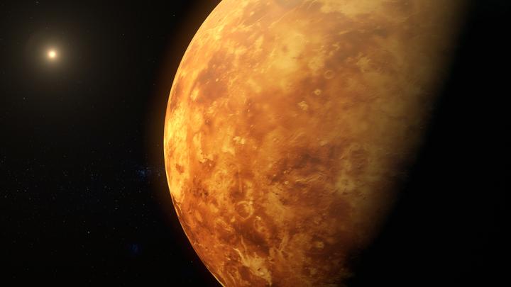 Венера: Романтика в серной кислоте