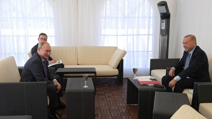 Фактор Путина: Российская дипломатия для Анкары оказалась важнее санкций Вашингтона
