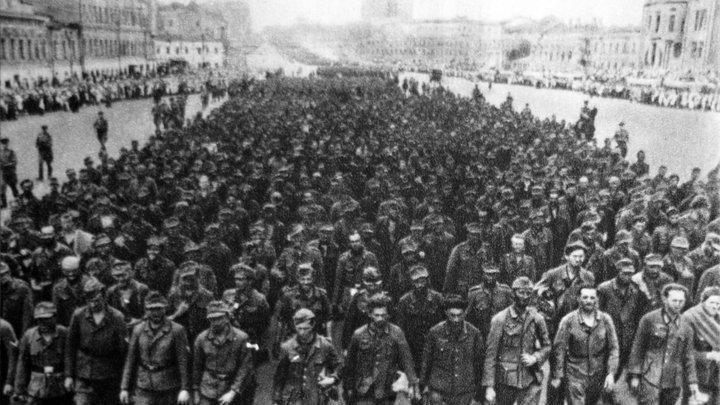 Уроки истории: Пожалел немецких пленных и потерял вес