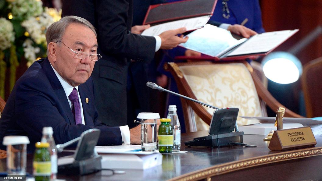 КНР стал главным финансовым партнером Казахстана— Назарбаев