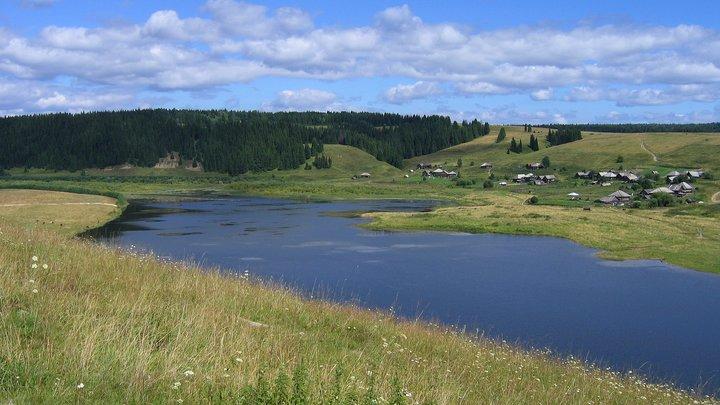 В России исчезла река с одним из самых смешных названий