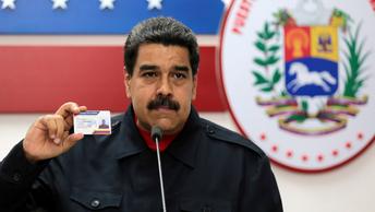 Мадуро попросил Испанию не возвращать убежавшего к ним скандального оппозиционера