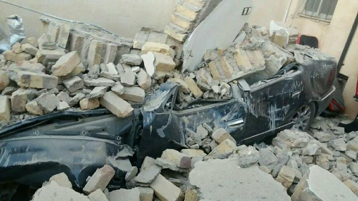 Мощное землетрясение на юге Китая испугало жителей провинции Юньнань