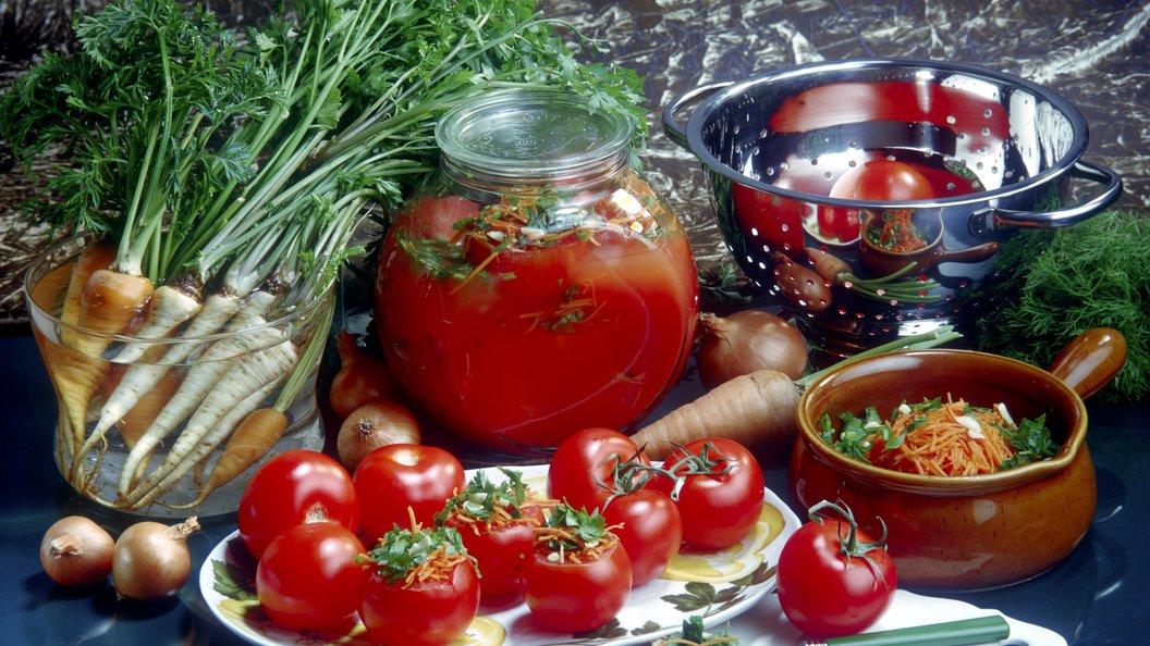 Турция обиделась на Россию за помидоры