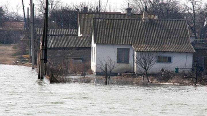 В Забайкалье талые воды отрезают от большого мира новые населенные пункты