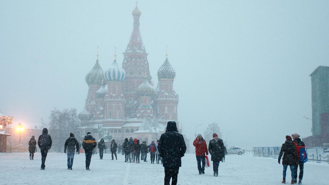Гидрометцентр объявил «желтый» уровень погодной опасности в российской столице