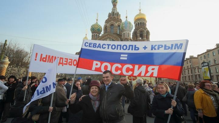 Лишь 10% граждан России верят в байки про изоляцию страны из-за Крыма