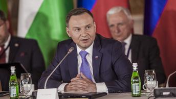 Президент Польши предложил провести НАТО и ЕС день открытых дверей для Украины