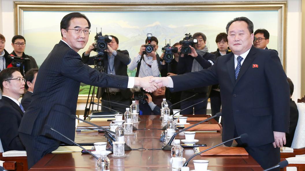 Между Сеулом иПхеньяном возобновится военная горячая линия