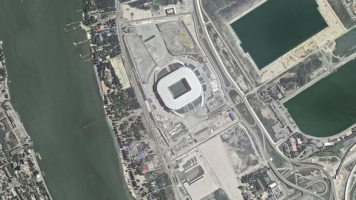 В Ростове выбрали места для строительства спортивных и социальных объектов на левом берегу Дона