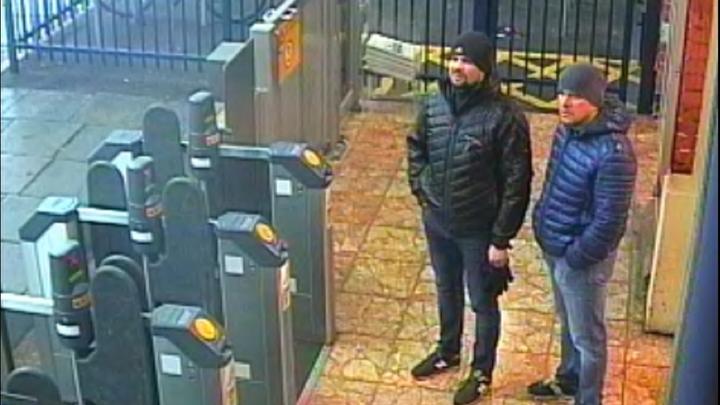 Великобритания обвинила В. Путина вотравлении Скрипалей, аРФ все опровергает
