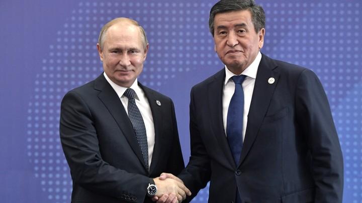 Россию развели на деньги? В киргизском перевороте увидели подвох: Извините, у нас майдан