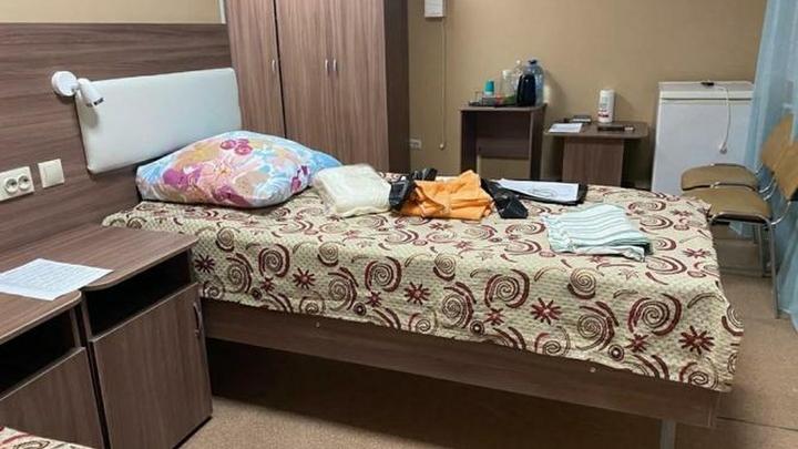 Чай, не на курорте: Вернувшаяся из Китая петербурженка пожаловалась на больничные условия