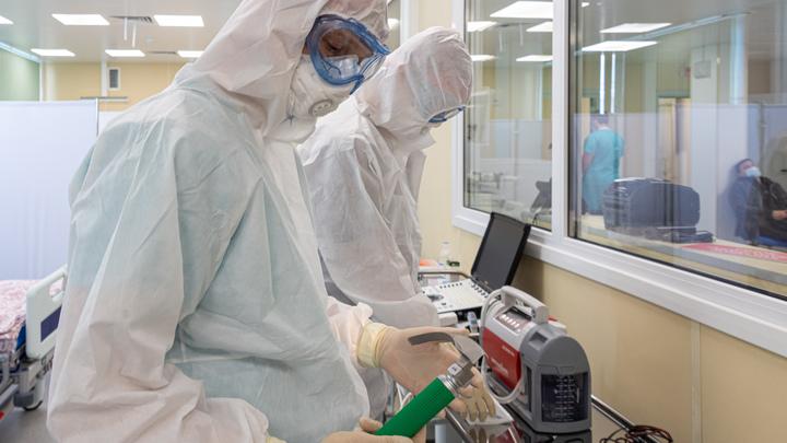 В Москве скончались ещё 52 пациента с коронавирусом - оперштаб