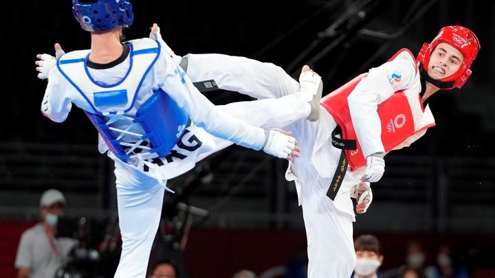 Сразу на допинг-тест: Петербургский спортсменрассказал о секрете своего триумфа в Токио