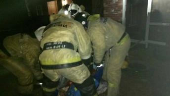 В жутком пожаре в Новосибирской области сгорели пятеро детей от полутора до семи лет