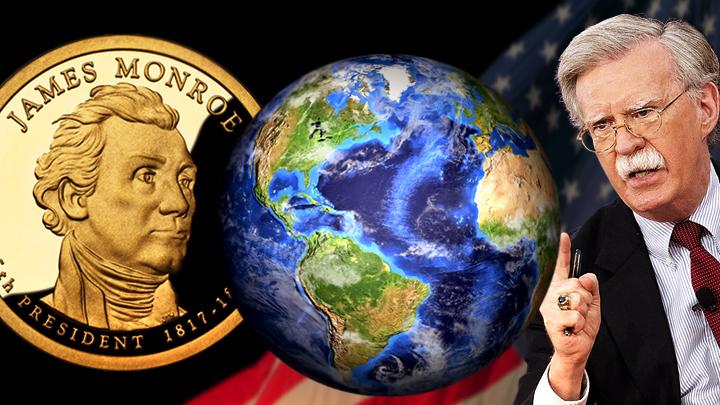Болтон признал утрату глобальной гегемонии США