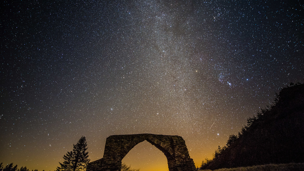 Астронавт Джек Фишер показал Млечный Путь из космоса