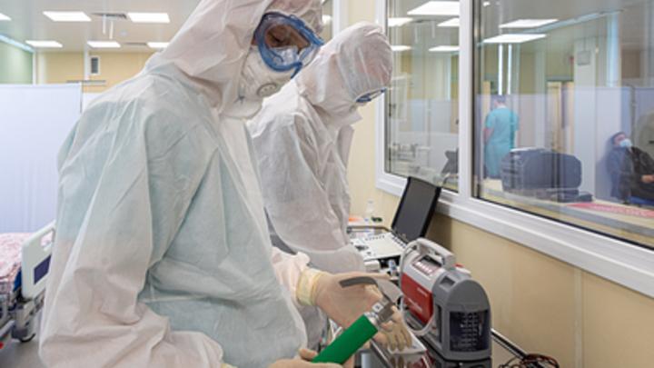 В Челябинской области за сутки умерли 3 человека с коронавирусом