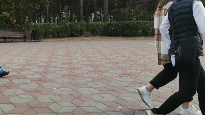 В Челябинске пропала 17-летняя девушка с тату в виде сердца и лавровой ветви