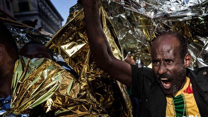 Чёрная чума: как мигранты убивают Швецию