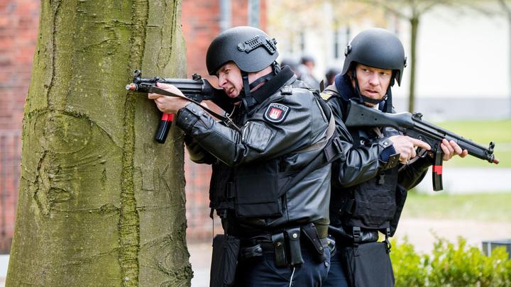 В Брюсселе ликвидировали мужчину с поясом смертника - СМИ