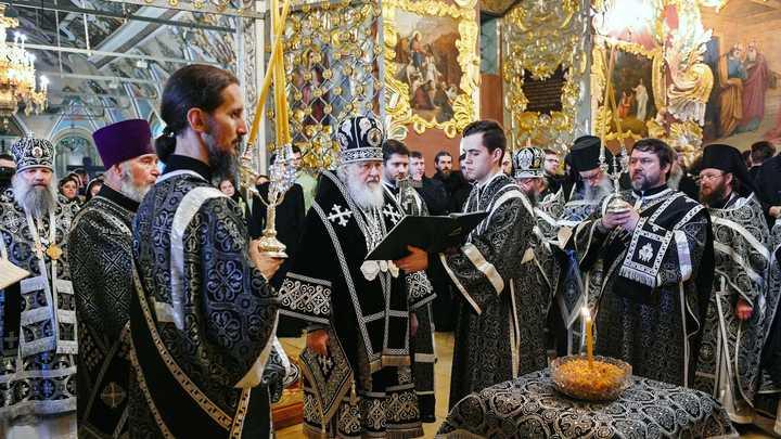 Пятый день Великого поста. Церковный календарь на 19 марта