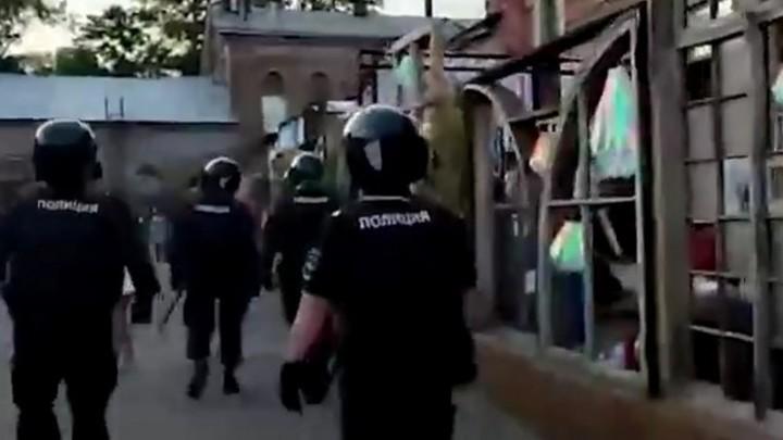 Из-за нарушения коронавирусных ограничений в Петербурге полиция закрыла фестиваль Odyssey
