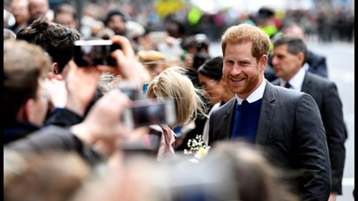 Королевский посыл: Принц Гарри отправился по велению бабушки в молодежь Содружества