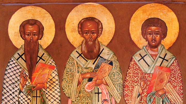Собор Вселенских учителей и святителей. Православный календарь на 12 февраля