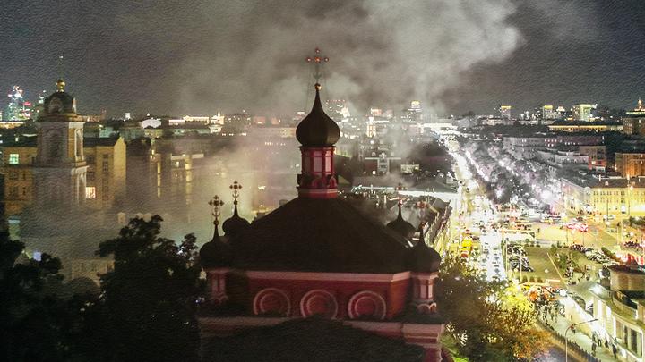 Русь пылающая: Как остановить пожары в храмах и монастырях?