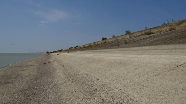 Засухи не будет: Краснодарское водохранилище наполнилось за счет рек