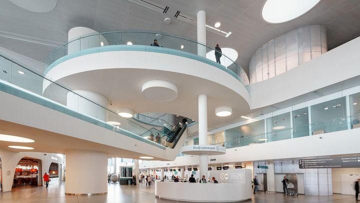 Аэропорт Курумоч получил 5 звезд за меры безопасности против COVID-19