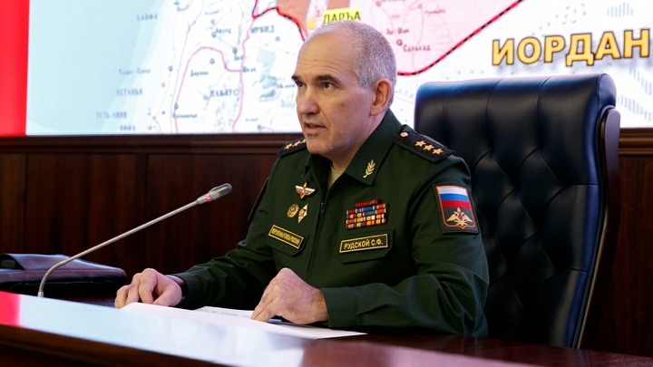 Генштаб России раскрыл ложь США об «ударе возмездия» в Сирии