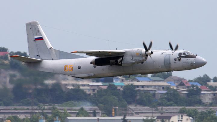 Были гражданские: Выяснились детали последнего маршрута рухнувшего в Сирии Ан-26
