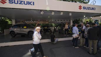 Российских водителей заинтриговали появлением новой модели Suzuki