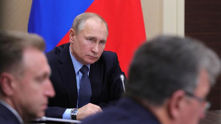 Путин призвал сделать все, чтобы не допустить войны